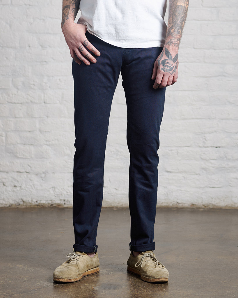 Slim Double Indigo
