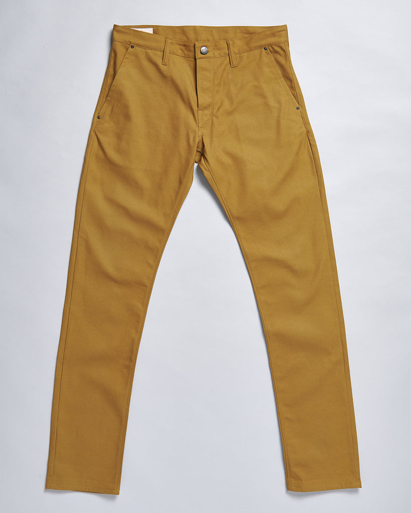 Field Chino Coyote Canvas