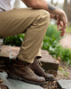 Fatigue Trousers - Khaki Duck