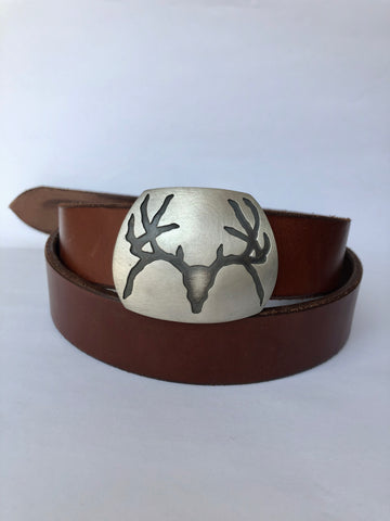Buckle - Small Elk
