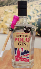 British Polo Gin No. 3