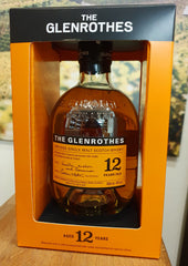 The Glenrothes 12 Year Old - Soleo Collection (70cl, 40%)