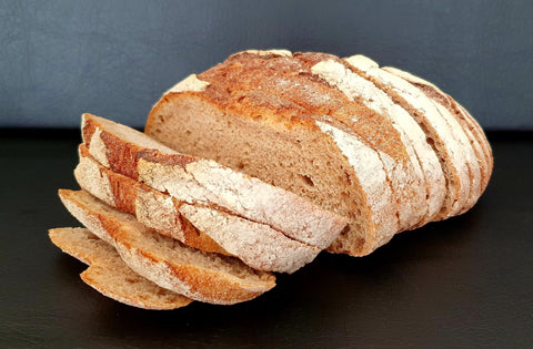 Celtic Bakery Organic Wheat and Rye Sourdough Round