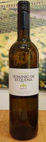 Macabeo Dominio de Requena Blanco - 2018