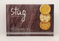 Stag Cheeseboard Selection Savoury Biscuits