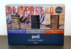 Peter's Yard Crispbread Selection Box