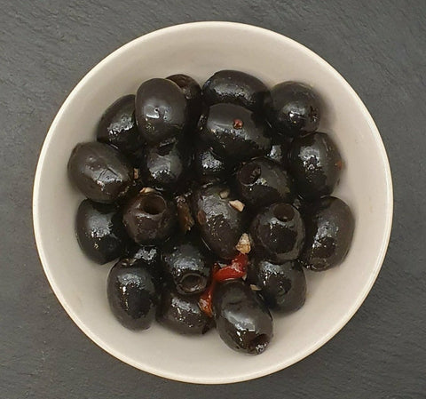 Lombardy Olives