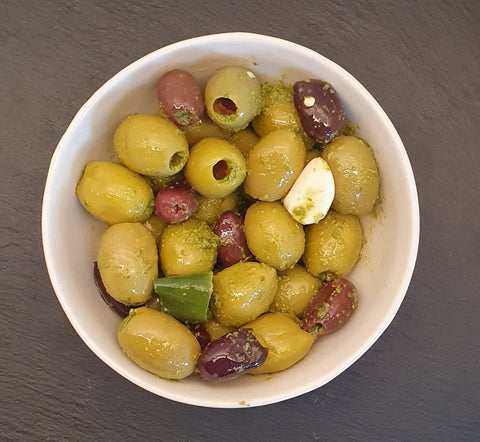 Sorrento Olives