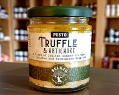 Belazu Truffle and Artichoke Pesto - 165g