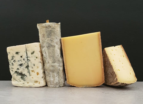 French Cheese Selection Box