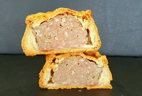 The Pie Makers Medium Hand Raised Pork Pie