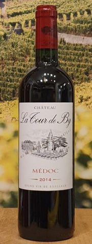 Chateau La Tour de By Medoc - 2014