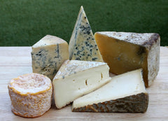 Six Nations Cheese Selection Hamper
