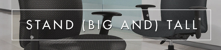 Big and Tall Task Chairs
