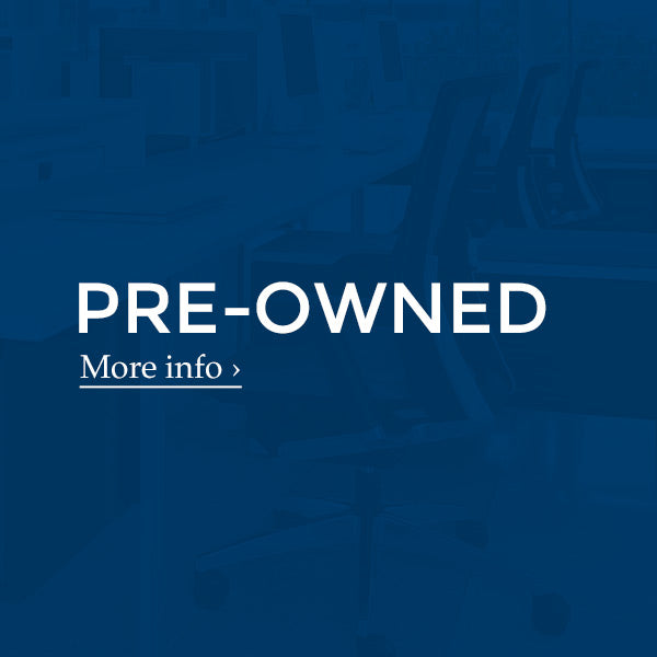 More info on pre-owned office furniture and our showroom at Feigus Office Furniture