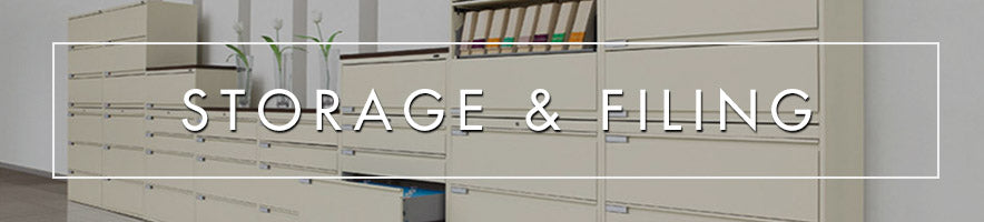 Feigus office furniture - storage and filing