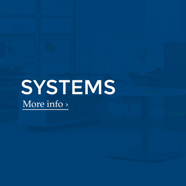 More info on office systems and panels from Feigus Office Furniture
