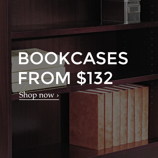 Shop for bookcases from $132