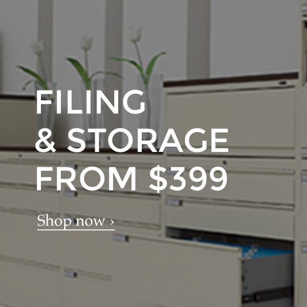 Shop for filing and storage from $399