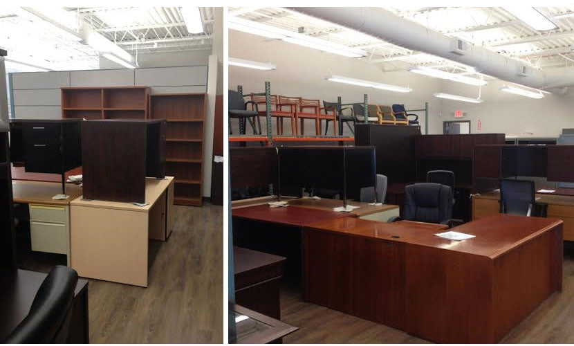 Pre Owned Furniture Feigus Office Furniture