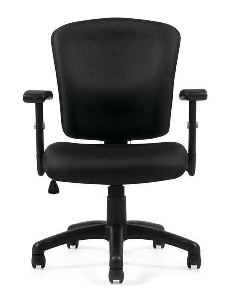 Manager's Tilter Chair with Arms