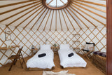 Glastonbury Luxury Yurt - With Hospitality Tickets - £8750 + VAT