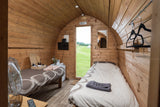 The Big Feastival En-Suite Hut