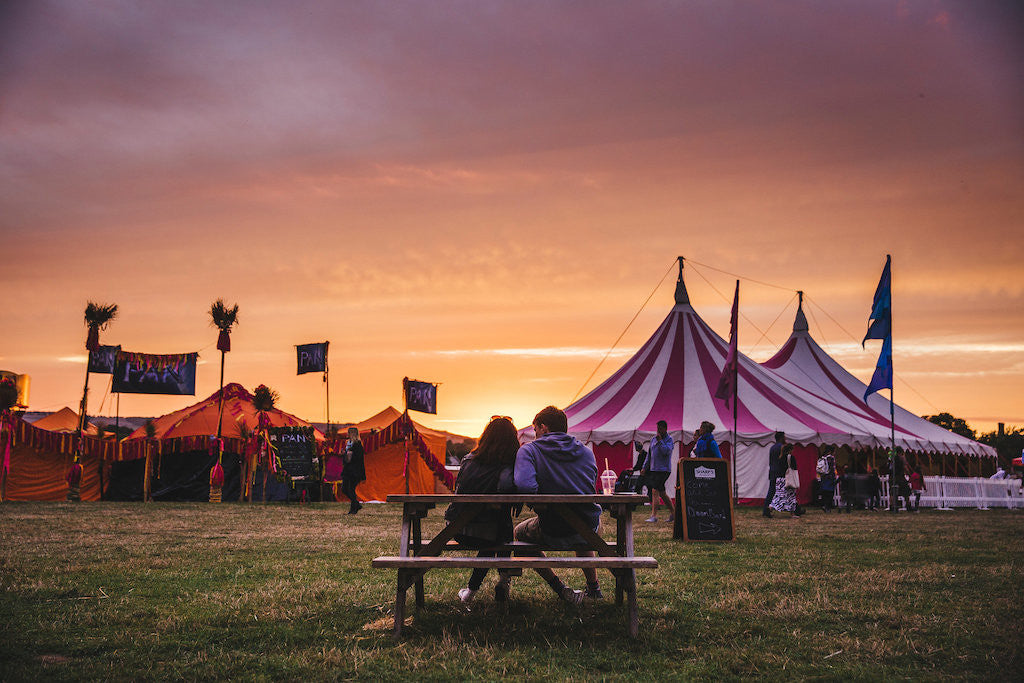 The Big Feastival Adult Camping Ticket - Yurtel - The Finest Luxury Boutique Camping in the Land