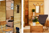 Port Eliot Luxury Suite - Yurtel - The Finest Luxury Boutique Camping in the Land