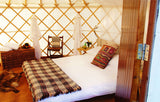 Port Eliot Luxury Yurt - Yurtel - The Finest Luxury Boutique Camping in the Land