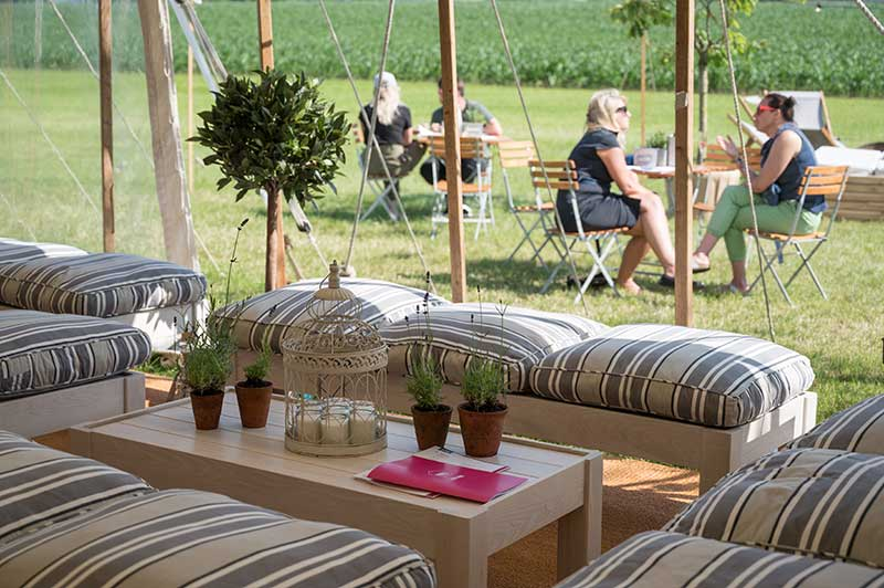 Glastonbury VIP Glamping Accommodation