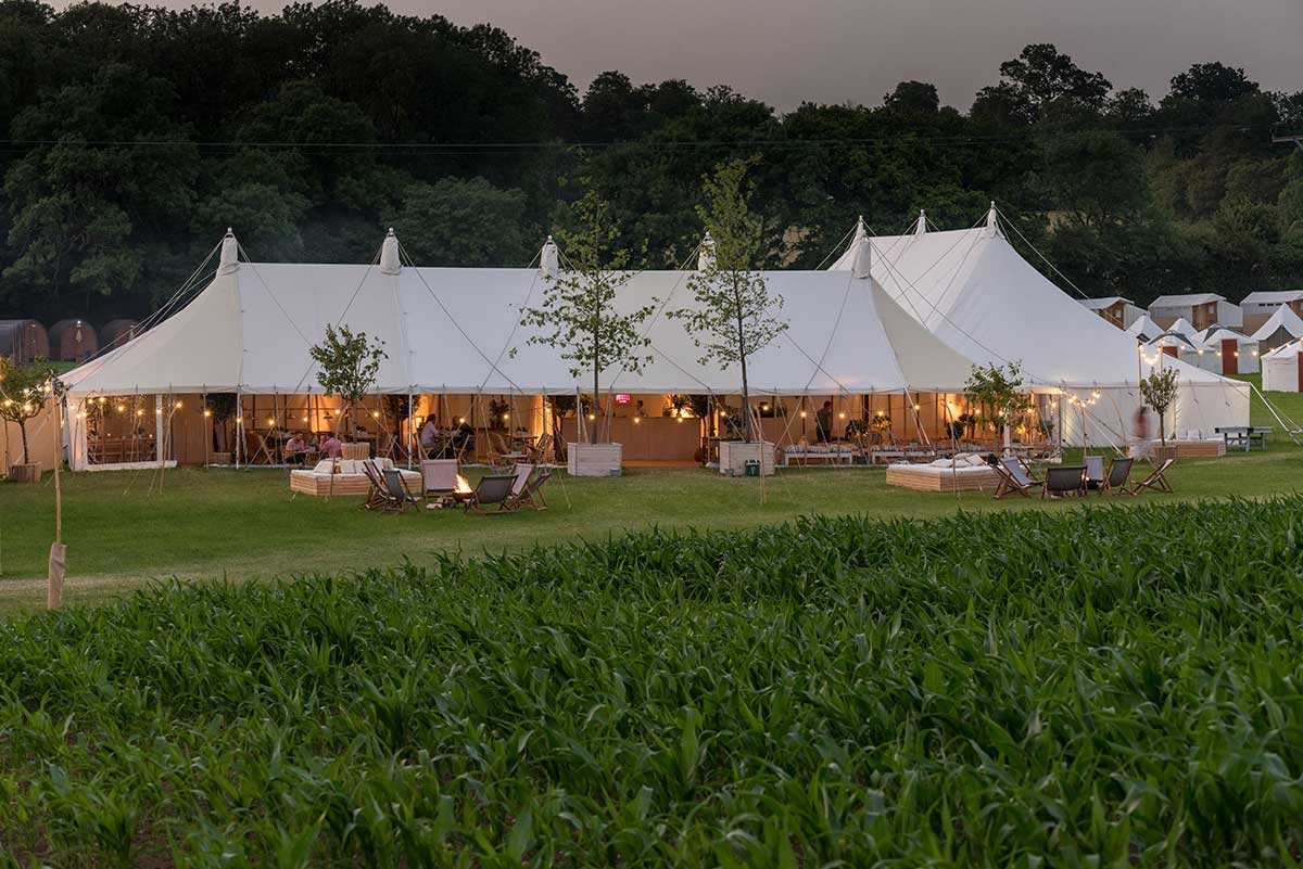 Glastonbury VIP Glamping Packages