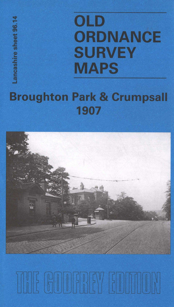 Broughton Park 1907 Ordnance Survey Map