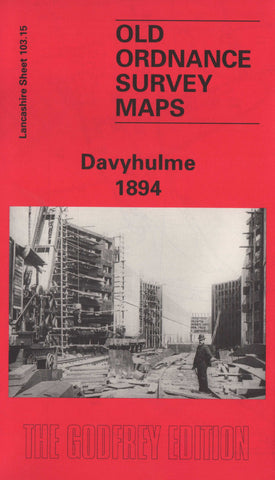 Davyhulme 1894 Ordnance Survey Map