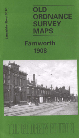 Farnworth 1908 Ordnance Survey Map