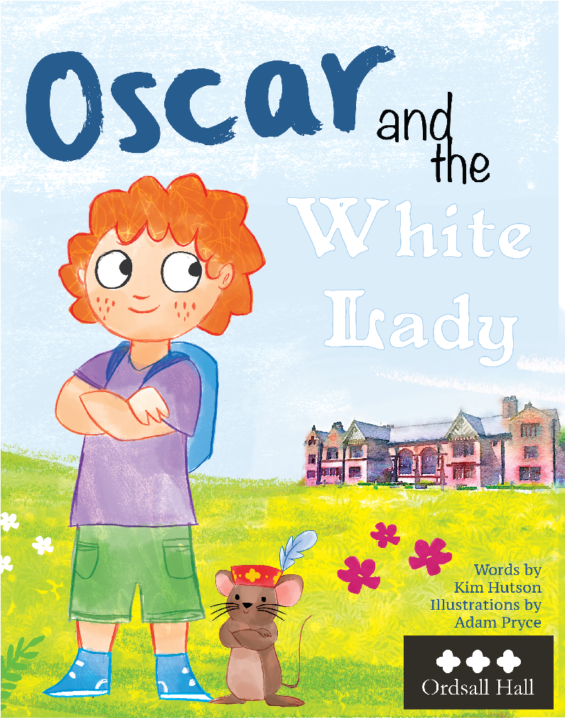 Oscar and the White Lady