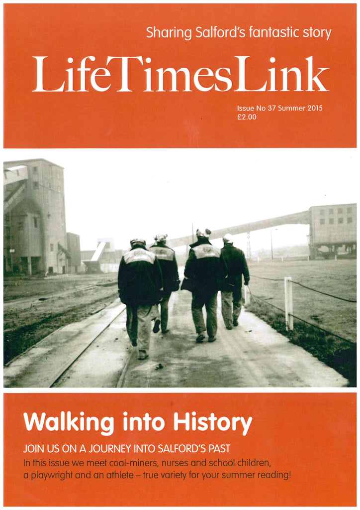 Salford Link Magazine Subscription