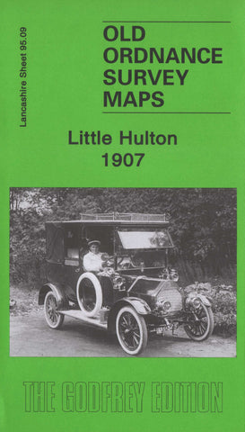Little Hulton 1907 Ordnance Survey Map