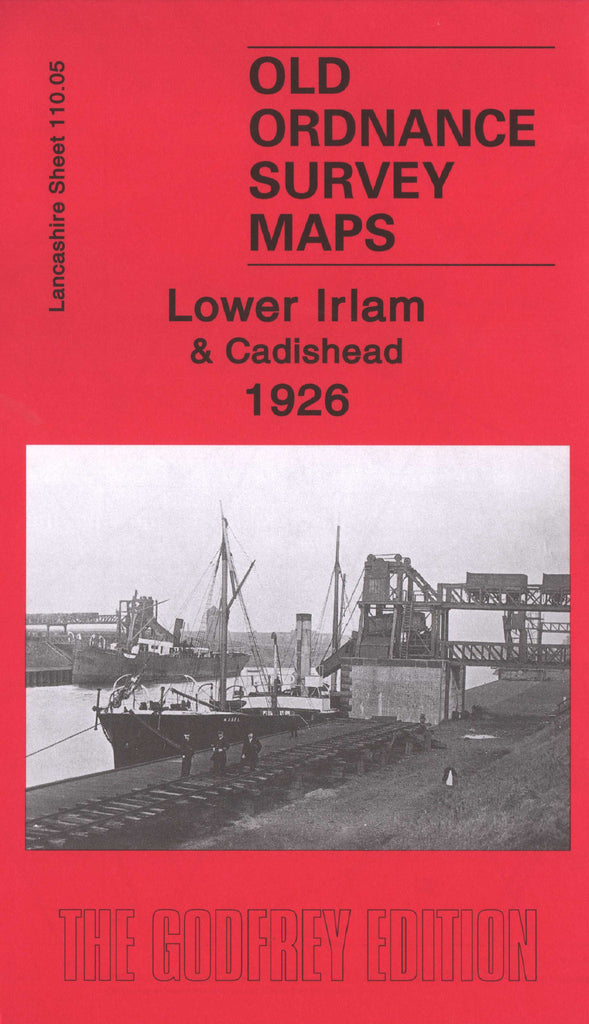 Lower Irlam 1926 Ordnance Survey Sheet