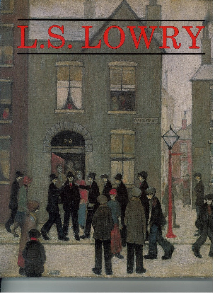 L.S. Lowry catalogue