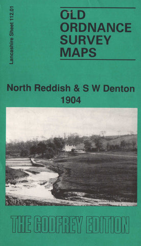 North Reddish 1904 Ordnance Survey Map