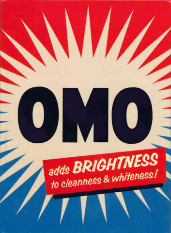 OMO fridge magnet