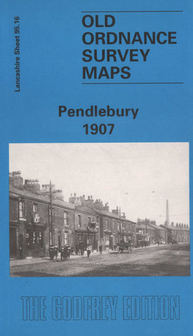 Pendlebury 1907 Ordnance Survey Map