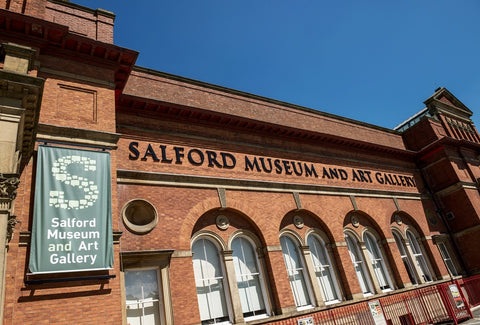Donate to Salford Museum & Art Gallery