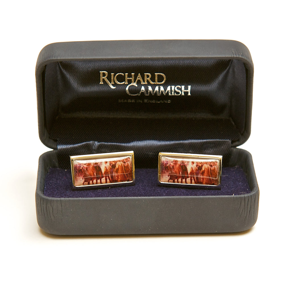 Volunteer for the Lifeboat Cufflinks