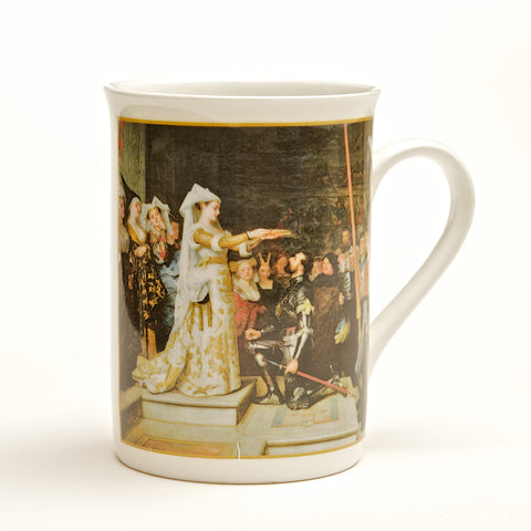 Queen of the Tournament Mug