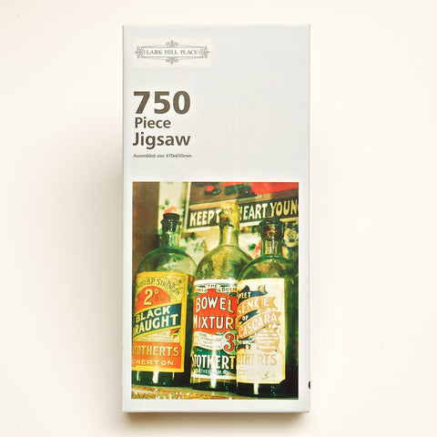 Lark Hill Place Bottles Jigsaw