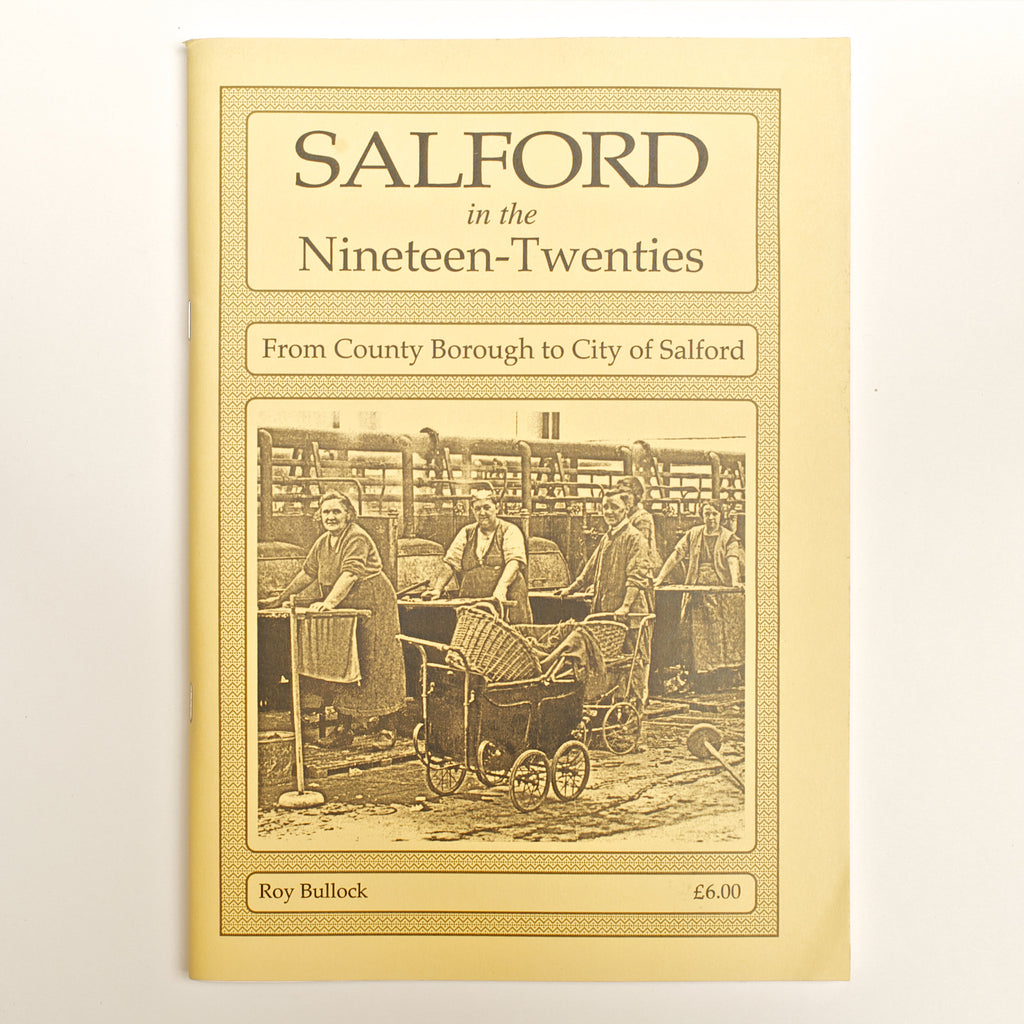 Salford in the 1920's