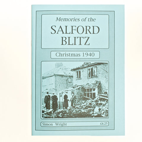 Memories of the Salford Blitz