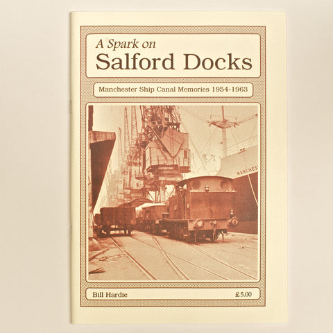 A Spark on Salford Docks